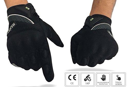gants moto et scooter homologus maxax gant tactile homologu 1kp selon la 4 1 - quel moto pour cafe racer - guide d'achat