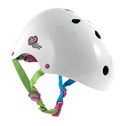 sfr rio roller casque de skatecandy blanc diffrentes tailles blanc blanc 1 - Casque rio, les 5 meilleurs