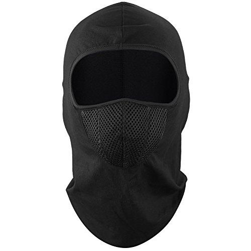 masque de cagoule yeenor masque de ski tissu en coton respirant coupe vent 1 - quel moto sportive choisir - guide d'achat