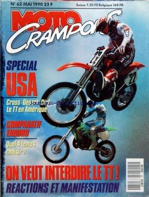 moto crampons no 62 du 01051990 special usa cross desert dirt le tt 1 - quel moto enduro choisir - guide d'achat